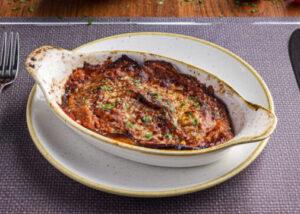 eggplant alla parmigiana