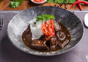 braised pork phuket