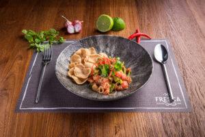 raw tuna spicy salad phuket