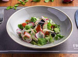confit-mackerel-salad